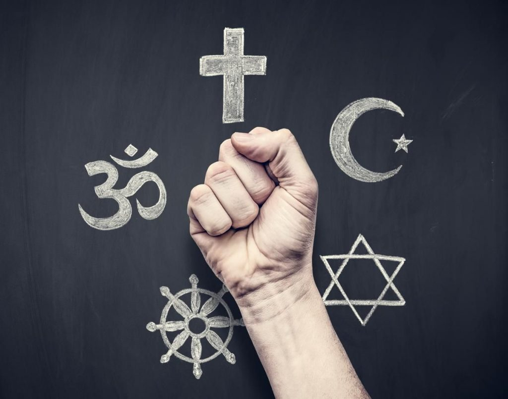 Religion: Pro or anti-peace?