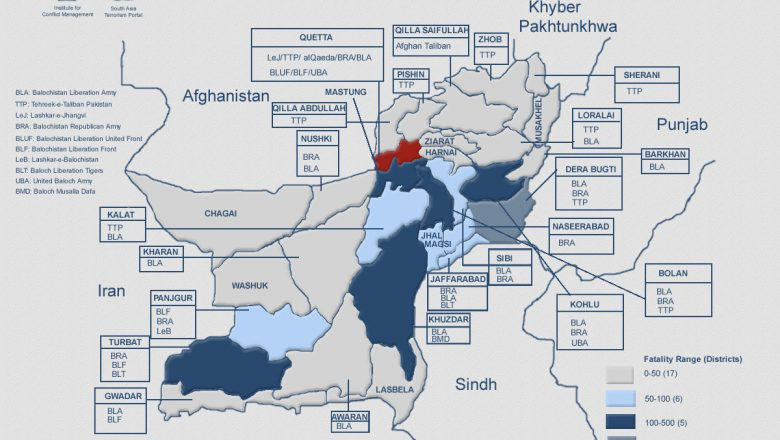 Conflict of Baluchistan: An overview of root causes