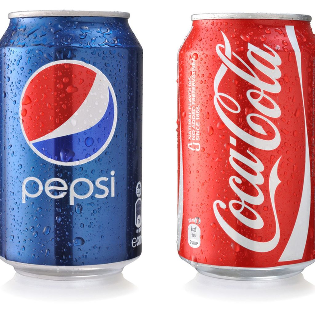 How Coca-Cola And PepsiCo Use AI To Bubble Up Innovation